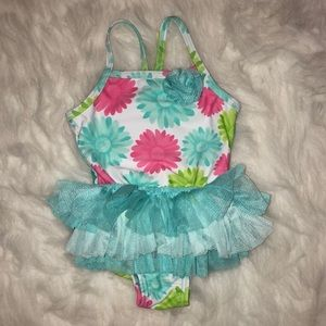 Baby Girl swimsuit size 12 months